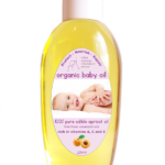 Organic Apricot Massage Oil